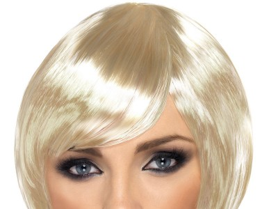 Peruca Babe blonda