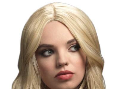 Peruca Fever - Khloe blond inchis