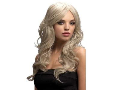 Peruca Fever - Nicole blond platinat