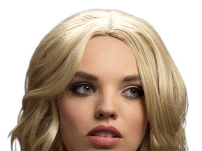Peruca Fever - Olivia blond inchis