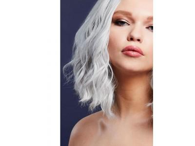 Peruca Fever - Cara blond platinat cu radacini negre