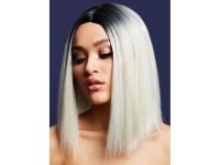 Peruca Fever - Kylie blonda cu fire negre