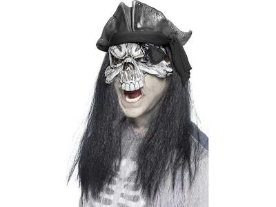 Masca Pirat cu par Halloween