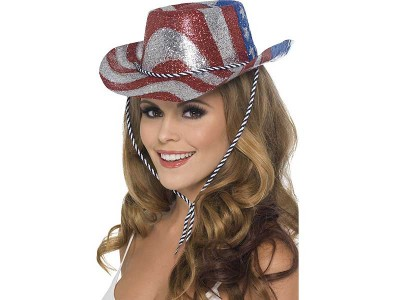 Palarie Cowboy 4th-of-July