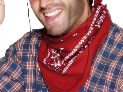 Bandana rosie cowboy