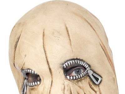 Masca zip face