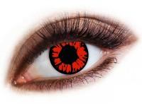 Lentile de contact Explosion Red