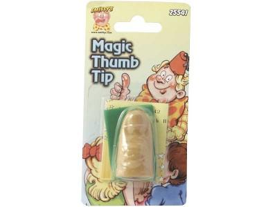Trucul cu degetul magic