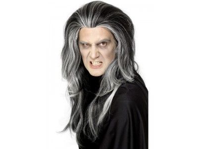 Peruca de vampir gotic