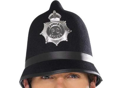Casca de politist englez