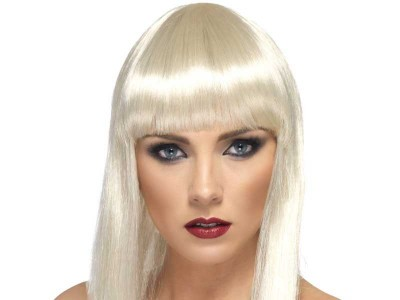 Peruca Beauty blonda