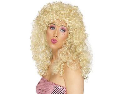 Peruca Boogiebabe blonda