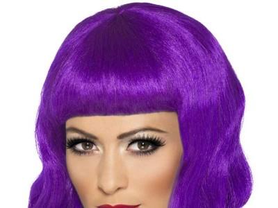 Peruca Sweetheart violeta