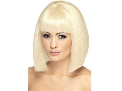 Peruca Coquette blonda