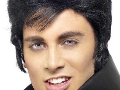 Peruca Elvis 2
