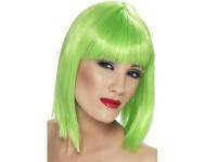 Peruca Blunt verde