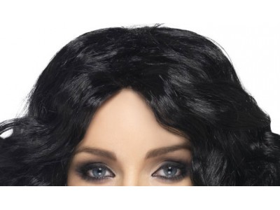 Peruca Glamour neagra