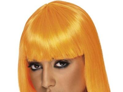 Peruca Glamourama orange