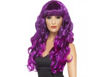 Peruca Sirena violet