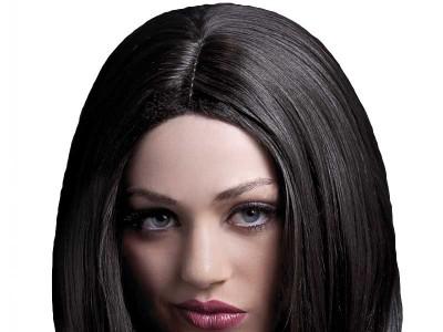 Peruca Fever - Sophia maro inchis lunga