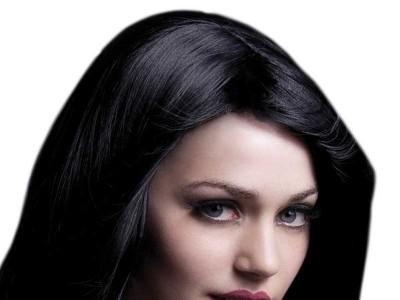 Peruca Fever - Nicole neagra lunga