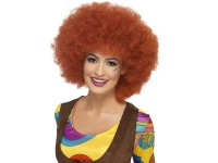Peruca Afro Big castanie