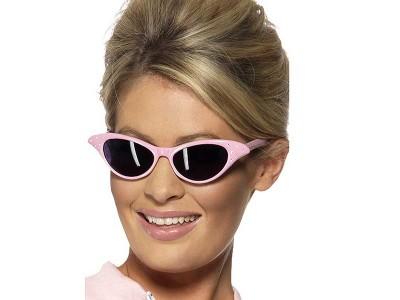 Ochelari rock'n roll roz