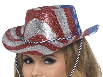Palarie Cowboy 4th-of-July