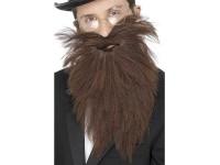 Barba stufoasa maro