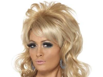 Peruca Beauty Queen 70's
